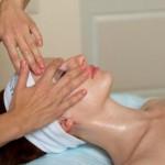 Пластический косметический массаж лица