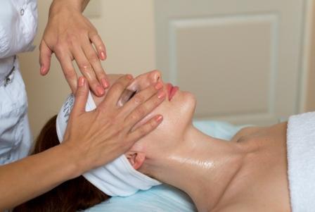 Пластический косметический массаж лица2