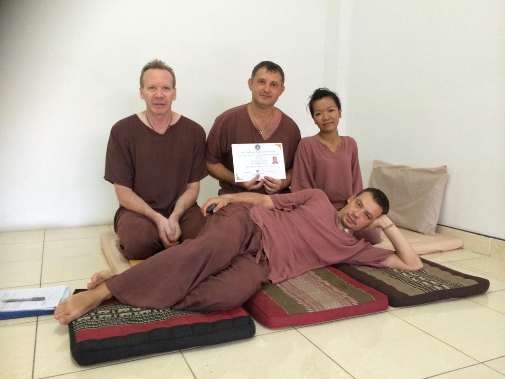 Обучение в Таиланде