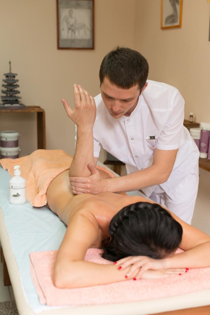 Классический массаж тела2