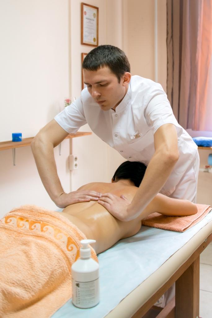 Лимфатический массаж тела2