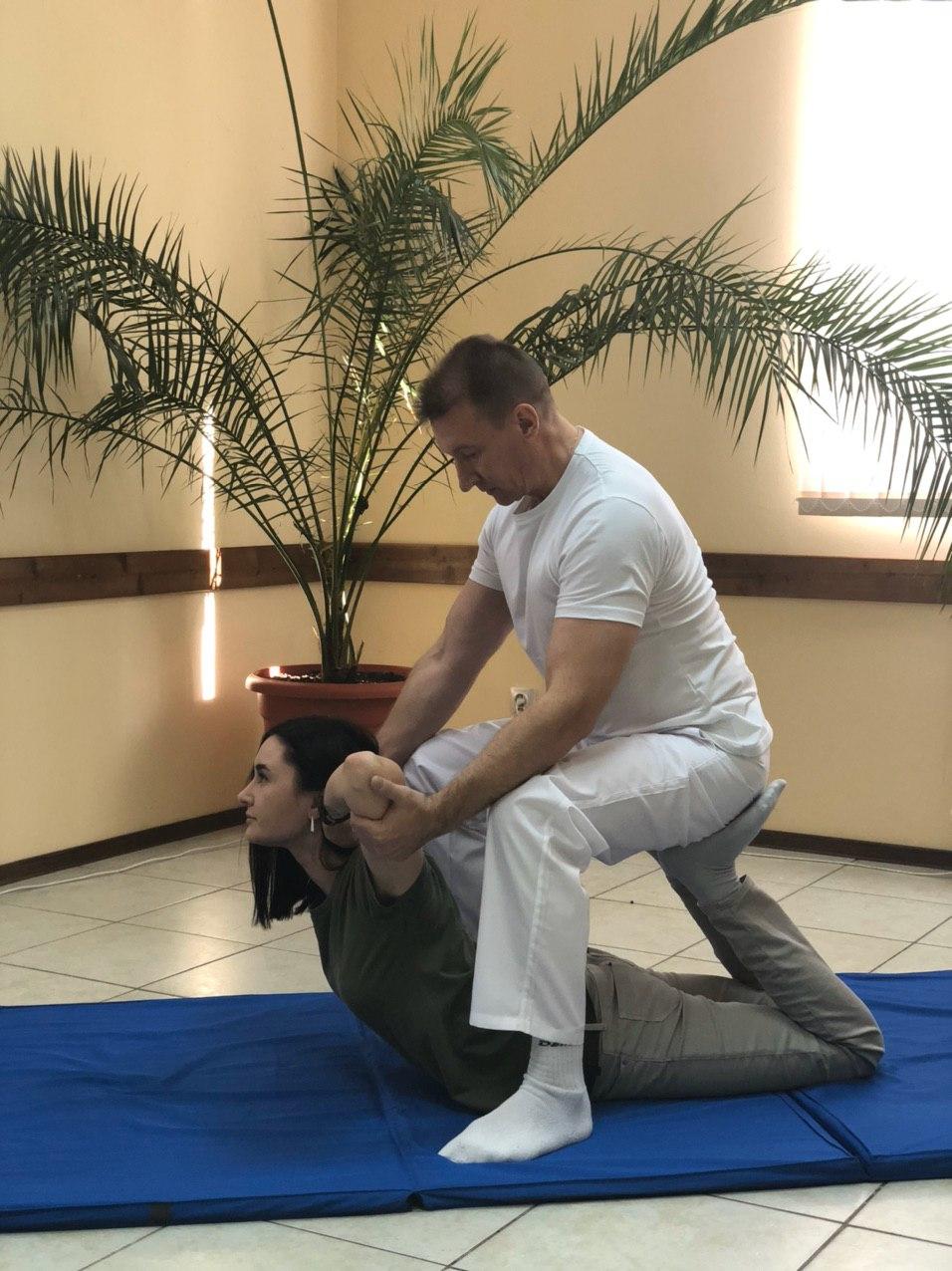 сибирский казачий массаж
